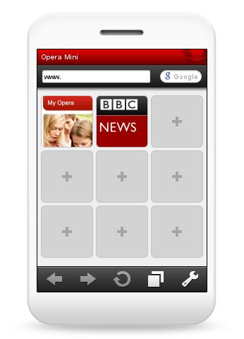 Скачать opera mini для мобильника